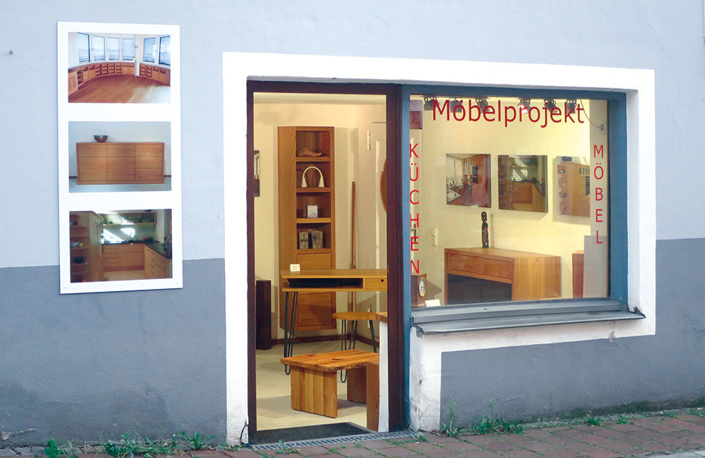 Schauraum Möbelprojekt Landsberg